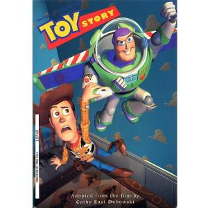 ディズニー 洋書 トイ・ストーリー ストーリーブック Disney Press社 1995年 USA|is-club