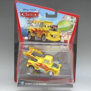 カーズ ファニーカー・メーター (Funny Car Mater) マテル社 USA 2011年 ダ...