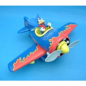 ディズニー ドナルド/スーパーダック エアプレーン 飛行機 イタリアコミック誌