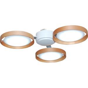 LEDプチシャンデリア風シーリングライト CE-350 SWAN Slimac 省エネ エコ 簡単取付|is-interior