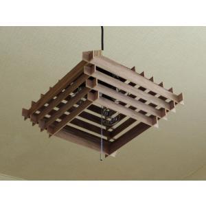天井照明 3灯ペンダントライト Cube Broad-not WN ブロードノット 北欧 LED対応 ウッド 木目|is-interior|02