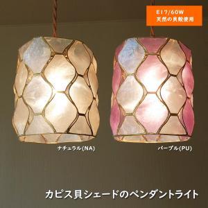 天井照明 カピスシェードペンダントライト LED対応 人気 貝殻 カピス貝 天然素材 おしゃれ ISCZ-297-1 is-interior