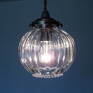 照明 ガラスペンダントライト INTERFORM Lipri CL リプリ クリアー 北欧 LED対応 シンプル|is-interior|02