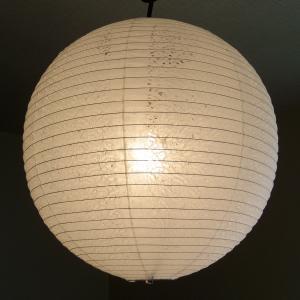 和モダン/青海波/提灯/ペンダント/FORES/林工芸/和紙/和室/和風照明/TP-1611|is-interior