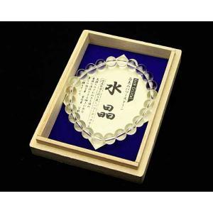 ブレスレット 高品質天然水晶 8φ 24玉|ise-miyachu