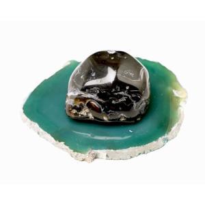塩水入り瑪瑙(めのう) No.442 ise-miyachu