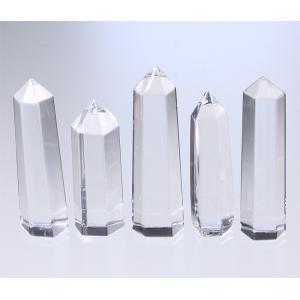 水晶 ポイント 結界水晶ポイント No.138(ポイント2倍...
