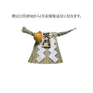 しめ縄 (玄関用) 中寸(笑門)|ise-miyachu