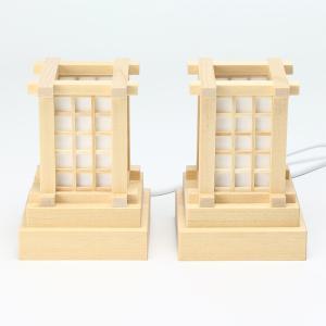 低い神棚や、小さな神棚に最適なサイズの灯籠です。
