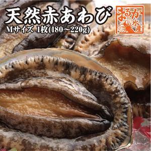 天然赤あわび(メガイアワビ) 1個 180g〜220g[あわび]|isemaruka