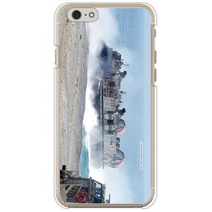 iPhone 6s ケース カバー 畑島岳士自衛隊フォトコレクション 輸送用エアクッション艇 LCA...