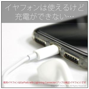 iPhone 充電 ケーブル イヤフォン イヤホン iPhone X XS Max 8 7 Plus 2in1 変換 ケーブル 【iOS11まで対応】|isense|10