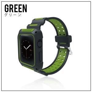 アップルウォッチ Apple Watch Series 4 / 44mm 交換 スポーツ バンド isense 05