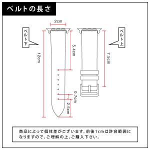 アップルウォッチ 38・40mm / 42・44mm ( 要選択 ) 交換バンド ( チェック ) isense 11