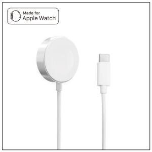 【2/22-25までのお得なセール】Apple Watch磁気充電 - USB-Cケーブル(1m)【TRANGJAN】【AW02-MFI】【YP】|isense