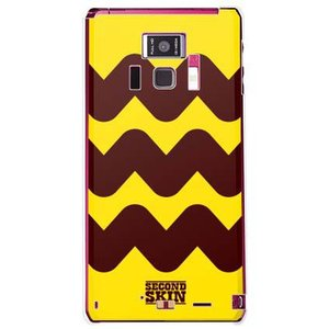 REGZA Phone T-01D BROWN クリア
