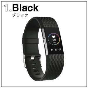 Fitbit charge 2 交換バンド ( FB-DIAMOND )|isense|02