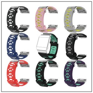 【3月ラストセール】Fitbit Ionic シリコンベルト ( FBI-TWOTONE )