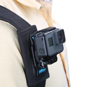 バッグ リュック マウント アクションカメラ スポーツカメラ GoPro SJICAM Xiaomi|isense|02
