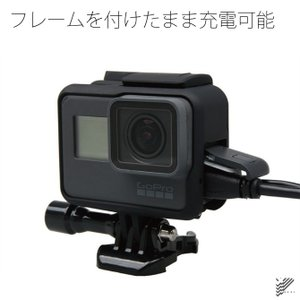 GoPro HERO 7 6 5 対応 保護 ケース カバー フレーム 【SG】|isense|02