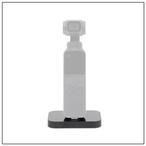 DJI Osmo Pocket 専用 滑り止め付き充電スタンド【YP】|isense