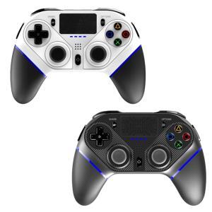 【期間限定特価】【 PS4 】ニンジャコントローラー ボタンカスタム Bluetooth ブルートゥ...