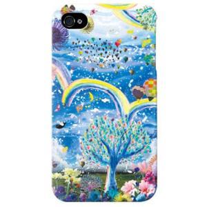iPhone 4S SoftBank monikoto モニコト デザイン 祝福の花園|isense