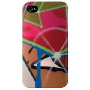 iphone4s カバー iPhone 4S ケース カバー CRASH Freestyle isense