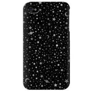 iphone4s カバー iPhone 4S ケース カバー ホログラム 宇宙ケース 宇宙柄 宇宙デザイン 銀河 SPACE isense