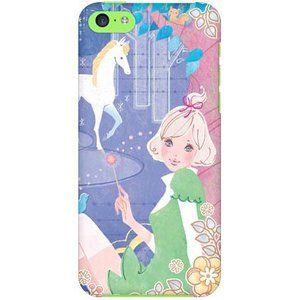 iPhone 5c ケース カバー FancyForest