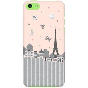 iPhone 5c ケース カバー Paris