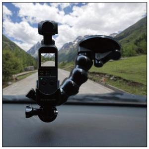 【対応機種】 ・DJI Osmo Pocket ・GoPro などのアクションカメラ。 ・スマートフ...