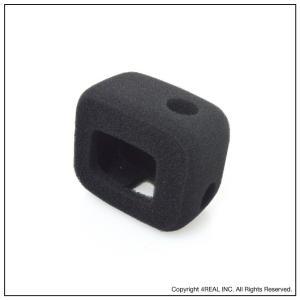 GoPro HERO 7 6 5 対応 防風 gopro 防風ケース 風防 マイク 風きり音防止 防風カバー 騒音防止 録音ノイズ対策 isense 05