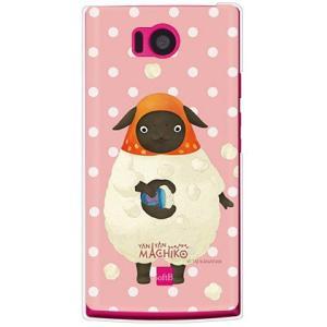 AQUOS PHONE 103SH ケース カバー やんやんマチコ マチコ ピンク