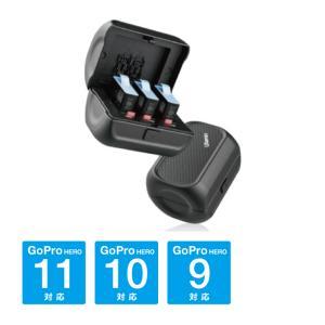 2枚のTFカードや3個のGoPro Hero 9バッテリーが収納できるケース【Ulanzi】【SG】