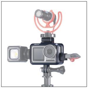 【対応機種】 DJI Osmo Action 専用  【商品説明】 ・Vlogging使用: マイク...