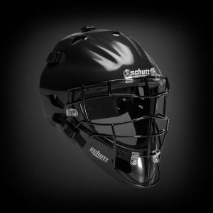 シャット 硬式審判用ホッケー型マスク ブラック|iseshinpanhonpo