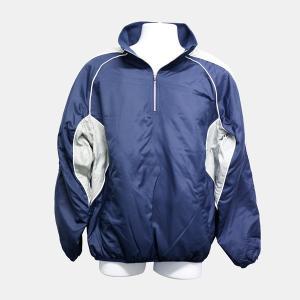 【処分価格】ハイゴールド アンパイアハーフジップコート 中綿入り iseshinpanhonpo