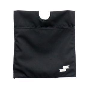 ●素材 ポリエステルサージ ●カラー ブラック  30cm×25cm  ●ハケ収納式、硬式・軟式3個...