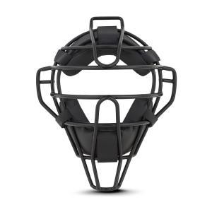 ウィルソン高校野球対応 硬式審判用スチールフレームマスク【収納袋・オリジナルタオル付】|iseshinpanhonpo