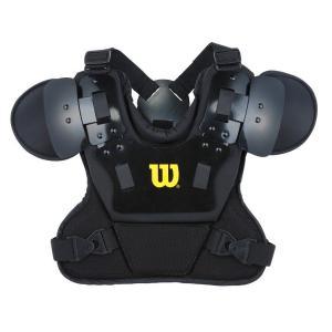 ウィルソン 軟式審判用 プロテクター【収納袋・オリジナルタオル付】