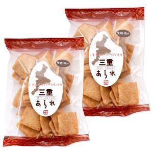 三重県産もち米を100%使用しました。米油だけで揚げた ぜいたくな一品  黒糖とシナモンの風味がお口...