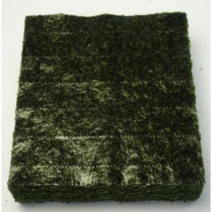 有明産の柔らか目の焼き海苔です。 キズ海苔の規格ですので、多少破れや穴などがあります。 おにぎりなど...