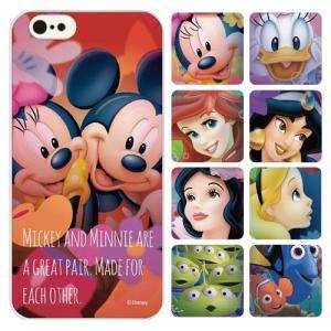 ディズニー オーバーレイシリーズ iPhone6s/6対応 シェルジャケット|isfactory