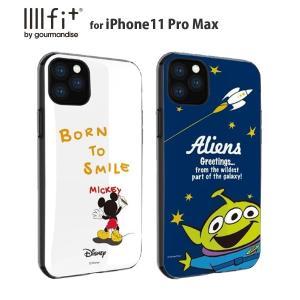 ディズニーキャラクター ミッキー IIIIfit iPhone11 Pro Max対応ケース New iPhone 6.5inch かわいい キャラクター|isfactory