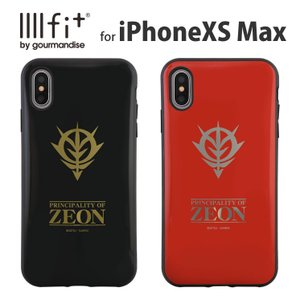 IIIIfit(イーフィット) 機動戦士ガンダム iPhoneXS Max対応ケース GD-78|isfactory