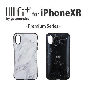 IIIIfit(イーフィット) Premium Series iPhoneXR対応ケース IFT-30|isfactory