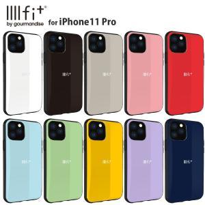 IIIIfit iPhone11 Pro対応ケース New iPhone 5.8inch  シンプル かわいい|isfactory
