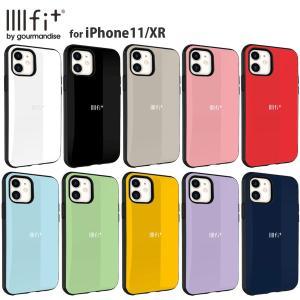 IIIIfit iPhone11/XR 対応ケース New iPhone 6.1inch シンプル かわいい|isfactory