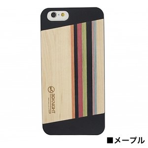3DKNIGHT iPhone6/6s用 ウッドケース NBIPH6N-BY270|isfactory